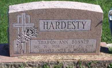 BONNER HARDESTY, SHARON ANN - Ross County, Ohio | SHARON ANN BONNER HARDESTY - Ohio Gravestone Photos