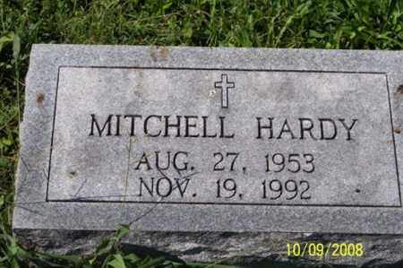 HARDY, MITCHELL - Ross County, Ohio | MITCHELL HARDY - Ohio Gravestone Photos