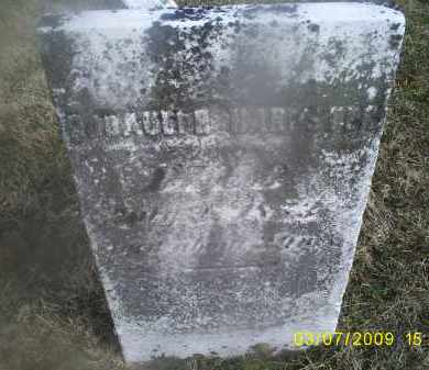 HARPSTER, RUDAULPH - Ross County, Ohio | RUDAULPH HARPSTER - Ohio Gravestone Photos