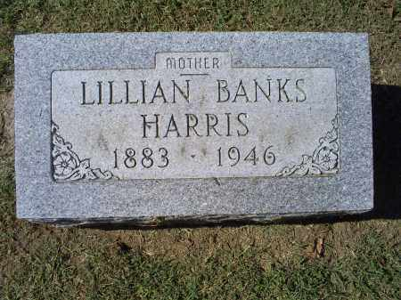 HARRIS, LILLIAN - Ross County, Ohio | LILLIAN HARRIS - Ohio Gravestone Photos