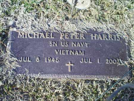 HARRIS, MICHAEL PETER - Ross County, Ohio | MICHAEL PETER HARRIS - Ohio Gravestone Photos