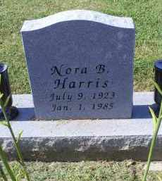 HARRIS, NORA B. - Ross County, Ohio | NORA B. HARRIS - Ohio Gravestone Photos