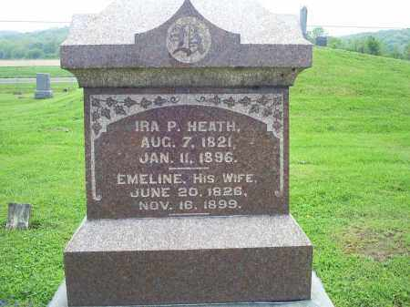 HEATH, EMELINE - Ross County, Ohio | EMELINE HEATH - Ohio Gravestone Photos