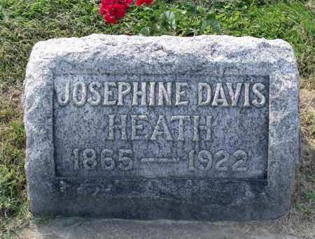 HEATH, JOSEPHINE L. - Ross County, Ohio | JOSEPHINE L. HEATH - Ohio Gravestone Photos