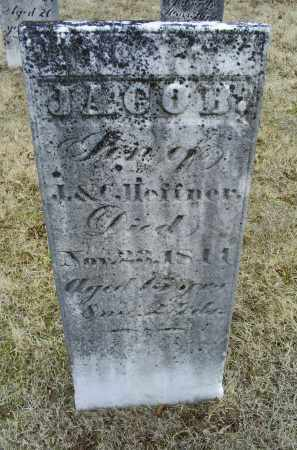 HEFFNER, JACOB - Ross County, Ohio | JACOB HEFFNER - Ohio Gravestone Photos