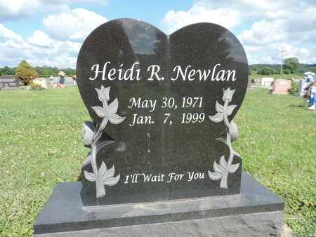 HEWLAN, HEIDI R. - Ross County, Ohio | HEIDI R. HEWLAN - Ohio Gravestone Photos