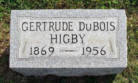 HIGBY, GERTRUDE - Ross County, Ohio | GERTRUDE HIGBY - Ohio Gravestone Photos