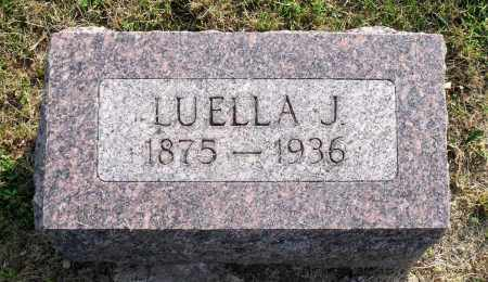 HIGBY, LUELLA J. - Ross County, Ohio | LUELLA J. HIGBY - Ohio Gravestone Photos