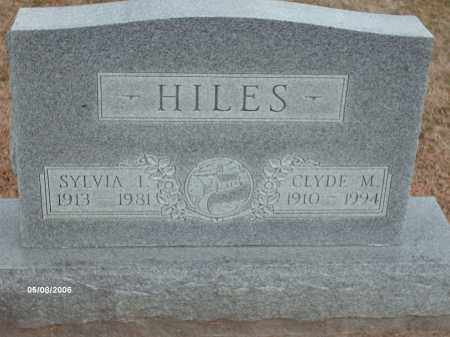 HILES, CLYDE MICHAEL - Ross County, Ohio | CLYDE MICHAEL HILES - Ohio Gravestone Photos