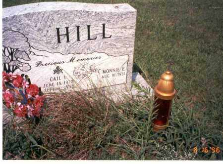 HILL, CAIL L. - Ross County, Ohio | CAIL L. HILL - Ohio Gravestone Photos