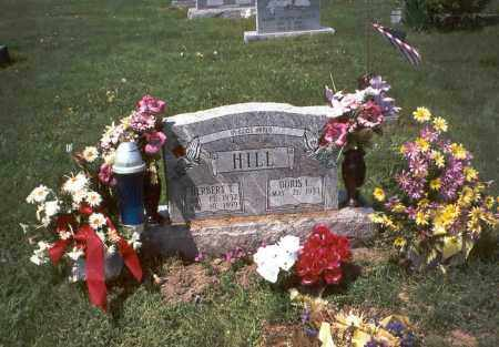HILL, HERBERT T. - Ross County, Ohio | HERBERT T. HILL - Ohio Gravestone Photos