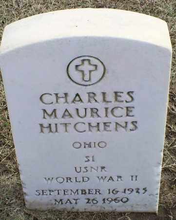HITCHENS, CHARLES MAURICE - Ross County, Ohio | CHARLES MAURICE HITCHENS - Ohio Gravestone Photos