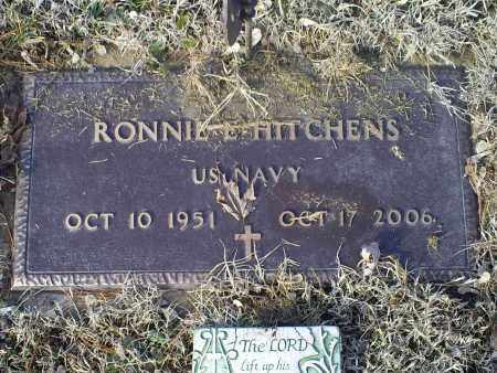 HITCHENS, RONNIE E. - Ross County, Ohio | RONNIE E. HITCHENS - Ohio Gravestone Photos