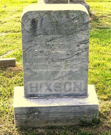 HIXSON, MARY A. - Ross County, Ohio | MARY A. HIXSON - Ohio Gravestone Photos