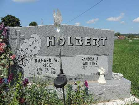HOLBERT, RICHARD W. - Ross County, Ohio | RICHARD W. HOLBERT - Ohio Gravestone Photos