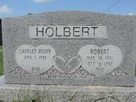 MOHR HOLBERT, SHIRLEY - Ross County, Ohio | SHIRLEY MOHR HOLBERT - Ohio Gravestone Photos