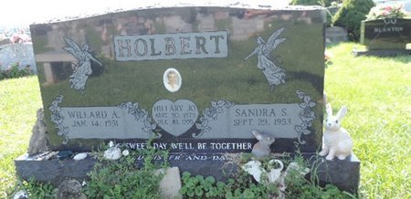 HOLBERT, WILLARD A. - Ross County, Ohio | WILLARD A. HOLBERT - Ohio Gravestone Photos