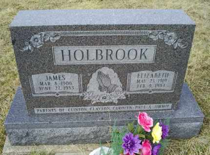 HOLBROOK, JAMES - Ross County, Ohio | JAMES HOLBROOK - Ohio Gravestone Photos