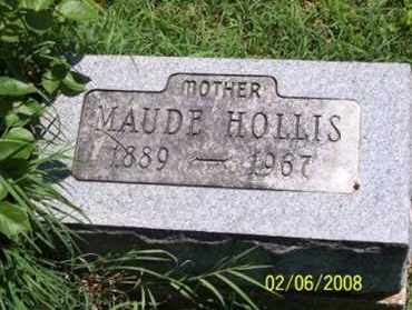 HOLLIS, MAUDE - Ross County, Ohio | MAUDE HOLLIS - Ohio Gravestone Photos