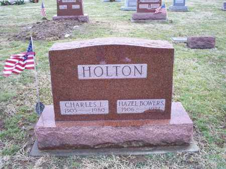BOWERS HOLTON, HAZEL - Ross County, Ohio | HAZEL BOWERS HOLTON - Ohio Gravestone Photos
