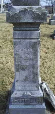 HOUGH, ALLISON - Ross County, Ohio | ALLISON HOUGH - Ohio Gravestone Photos