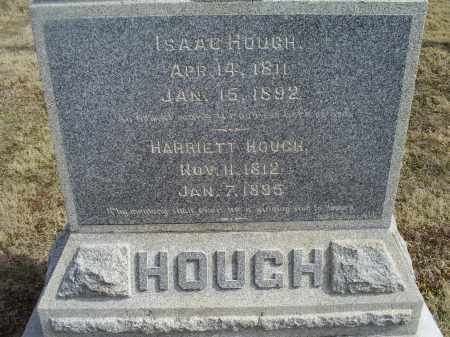 HOUGH, ISAAC - Ross County, Ohio | ISAAC HOUGH - Ohio Gravestone Photos