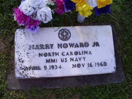 HOWARD, HARRY JR. - Ross County, Ohio | HARRY JR. HOWARD - Ohio Gravestone Photos