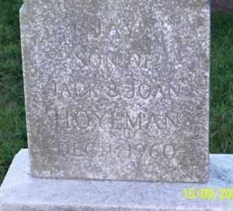 HOYLMAN, JAY - Ross County, Ohio | JAY HOYLMAN - Ohio Gravestone Photos