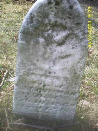 HUFFMAN, INFANT - Ross County, Ohio | INFANT HUFFMAN - Ohio Gravestone Photos
