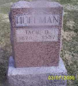 HUFFMAN, TACIE D. - Ross County, Ohio | TACIE D. HUFFMAN - Ohio Gravestone Photos