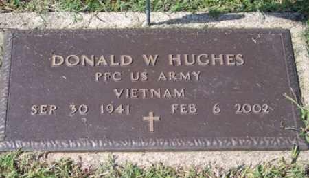 HUGHES, DONALD W. - Ross County, Ohio | DONALD W. HUGHES - Ohio Gravestone Photos