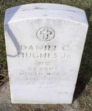 HUGHES, DANIEL C. JR. - Ross County, Ohio | DANIEL C. JR. HUGHES - Ohio Gravestone Photos