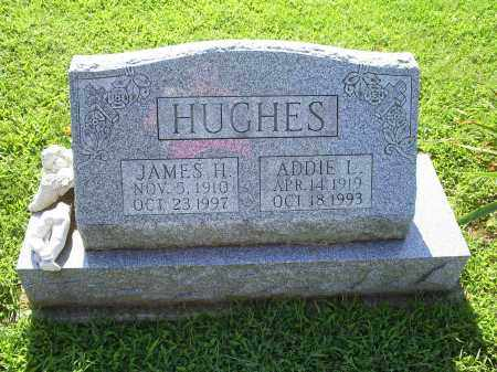 HUGHES, JAMES H. - Ross County, Ohio | JAMES H. HUGHES - Ohio Gravestone Photos