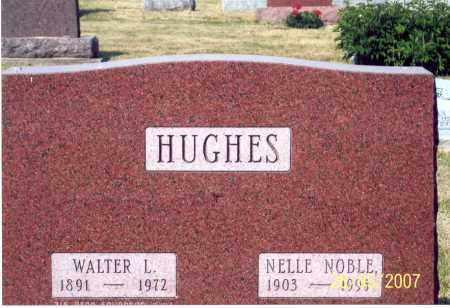 HUGHES, WALTER L. - Ross County, Ohio | WALTER L. HUGHES - Ohio Gravestone Photos