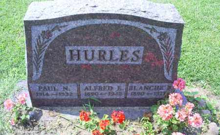 HURLES, PAUL N. - Ross County, Ohio | PAUL N. HURLES - Ohio Gravestone Photos