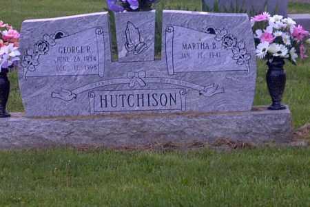 HUTCHISON, GEORGE R. - Ross County, Ohio | GEORGE R. HUTCHISON - Ohio Gravestone Photos