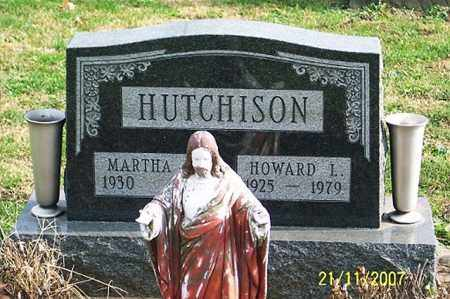 HUTCHISON, HOWARD L. - Ross County, Ohio | HOWARD L. HUTCHISON - Ohio Gravestone Photos