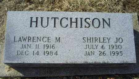 HUTCHISON, SHIRLEY JO. - Ross County, Ohio | SHIRLEY JO. HUTCHISON - Ohio Gravestone Photos