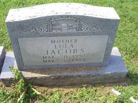 JACOBS, LULU - Ross County, Ohio | LULU JACOBS - Ohio Gravestone Photos