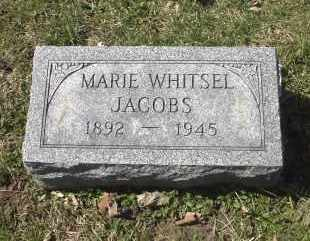 JACOBS, MARIE - Ross County, Ohio | MARIE JACOBS - Ohio Gravestone Photos