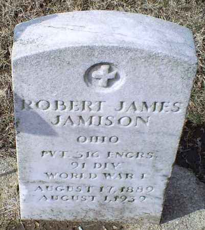 JAMISON, ROBERT JAMES - Ross County, Ohio | ROBERT JAMES JAMISON - Ohio Gravestone Photos