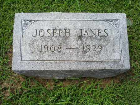 JANES, JOSEPH - Ross County, Ohio | JOSEPH JANES - Ohio Gravestone Photos