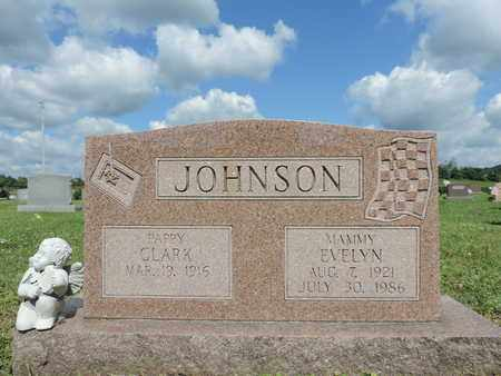 JOHNSON, EVELYN - Ross County, Ohio | EVELYN JOHNSON - Ohio Gravestone Photos