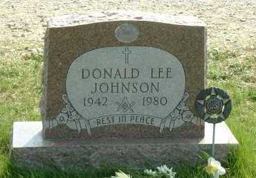 JOHNSON, DONALD LEE - Ross County, Ohio | DONALD LEE JOHNSON - Ohio Gravestone Photos