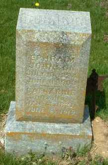 JOHNSON, CATHERINE - Ross County, Ohio | CATHERINE JOHNSON - Ohio Gravestone Photos