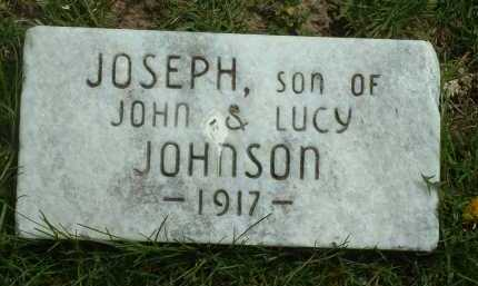 JOHNSON, JOSEPH - Ross County, Ohio | JOSEPH JOHNSON - Ohio Gravestone Photos