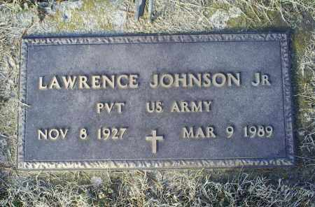 JOHNSON, LAWRENCE JR. - Ross County, Ohio | LAWRENCE JR. JOHNSON - Ohio Gravestone Photos