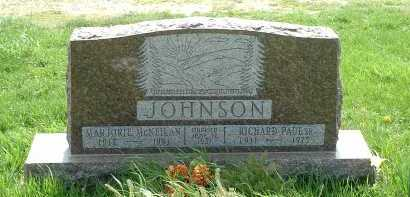 JOHNSON, RICHARD PAUL - Ross County, Ohio | RICHARD PAUL JOHNSON - Ohio Gravestone Photos