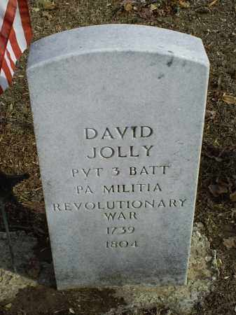 JOLLY, DAVID - Ross County, Ohio | DAVID JOLLY - Ohio Gravestone Photos