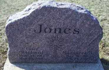 JONES, MARGARET A. - Ross County, Ohio | MARGARET A. JONES - Ohio Gravestone Photos